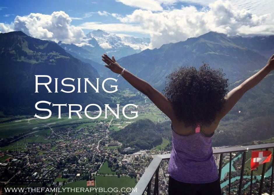 Rising Strong by Brene Brown Book Review